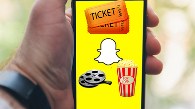 Snapchat Partners with Atom Tickets for Launching its Movie Tickets By Atom Mini