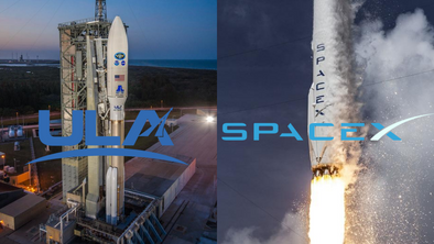 SpaceX and ULA seal the deal with Pentagon for future space travel