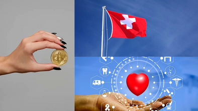Health insurance company in Switzerland now accepts crypto as payments