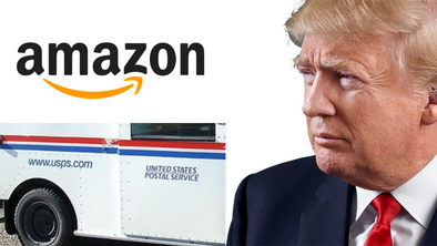 Amazon deliveries struggle with USPS issue, Trump insists on price increase