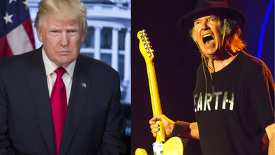 Neil Young Posted Lawsuit against Trump for Using his Songs in Political Campaigns