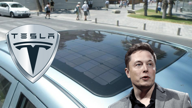 Solar panels on Tesla cars to become a reality soon