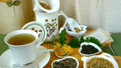 3 Common Herbal Teas and its Healthy Benefits