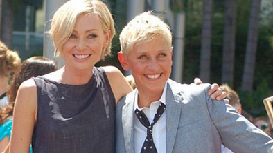 Ellen DeGeneres and Portia de Rossi Were At Home During The Robbery