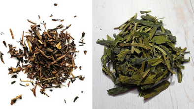 What's the Difference Between Green Tea and Roasted Green Tea?