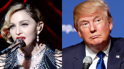 Madonna and Trump Supports Conspiracy Theories about COVID-19 Cure