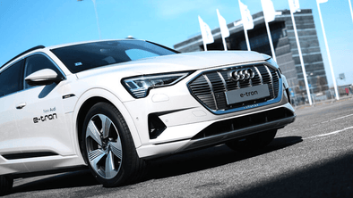 Introducing Audi's new all-electric powerhouse : The E-tron - Worlds Crazy News