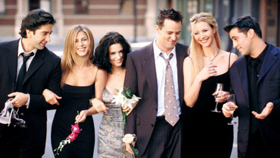 David Schwimmer says Friends reunion is set to shoot in August