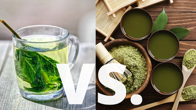 Matcha Vs. Green Tea: Which one is Healthier?