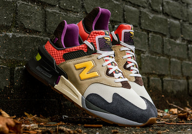 Unboxing and Reviewing this limited BODEGA x New Balance 997S