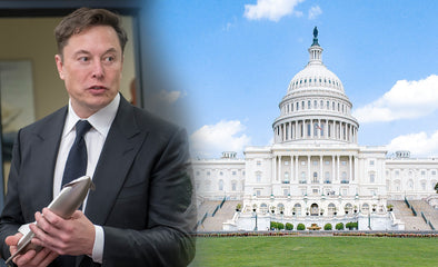 As Elon Musk lambasts Capitol Hill's COVID-19 economic stimulus package, Tesla reveals it accepted government bailout