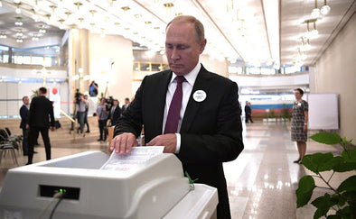 Russia's September election powered by blockchain-based e-voting system