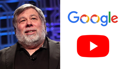 Apple Co-founder, Steve Wozniak, Is Suing YouTube and Google for Inaction on Bitcoin Scam