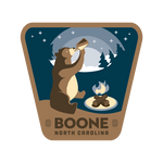 Boone Bear Sticker