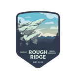 Rough Ridge Sticker