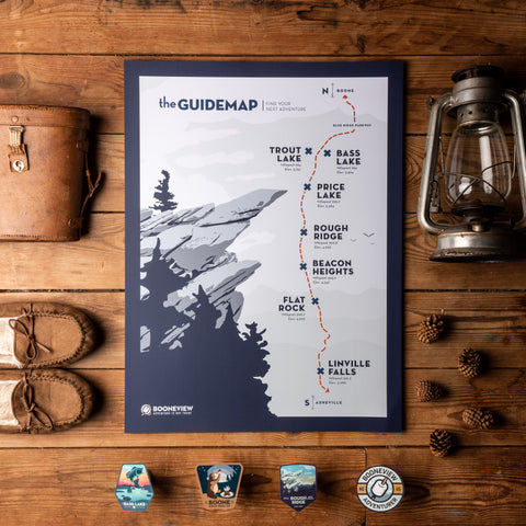 The Guidemap Poster
