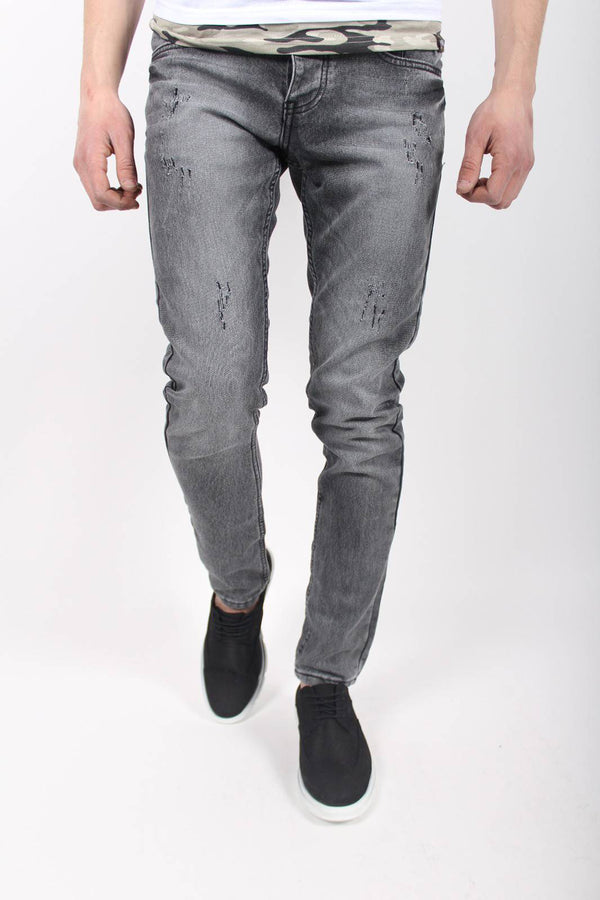 CRAFT 10142 SLIM FIT LIKRALI JEANS - FUME