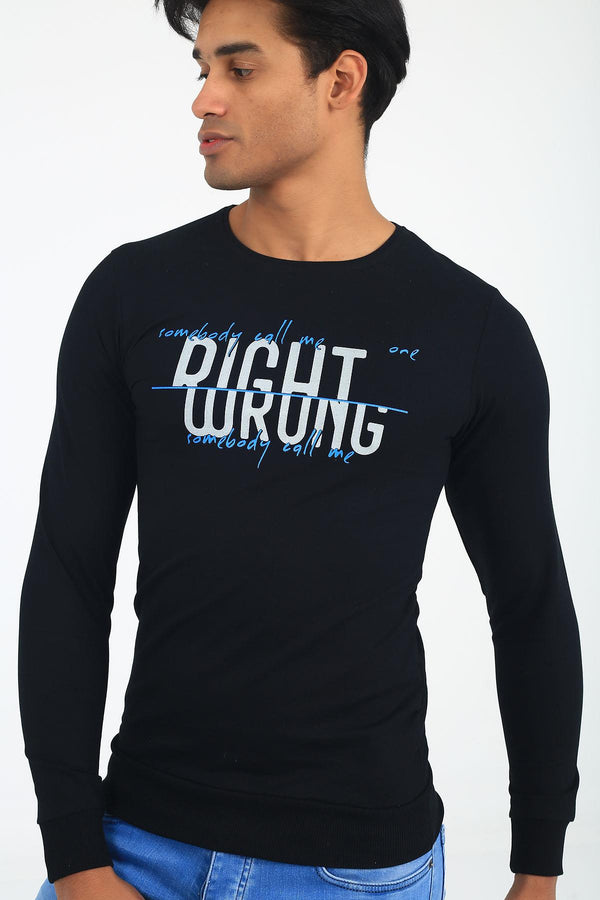 Hilti Right Extra Slim Fit Erkek Sweatshirt