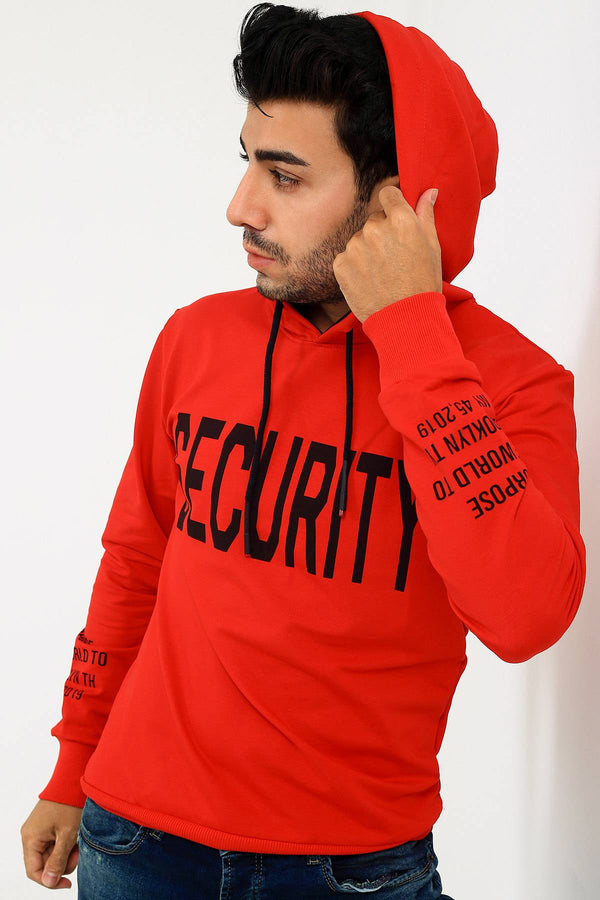 Oksit Ftx 401 Security Slim Fit Erkek Sweatshirt