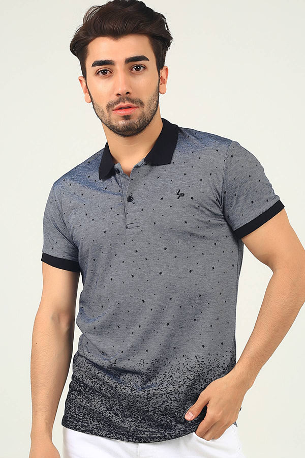Oksit Louis 19LY159 Slim Fit Erkek Polo Yaka Tshirt