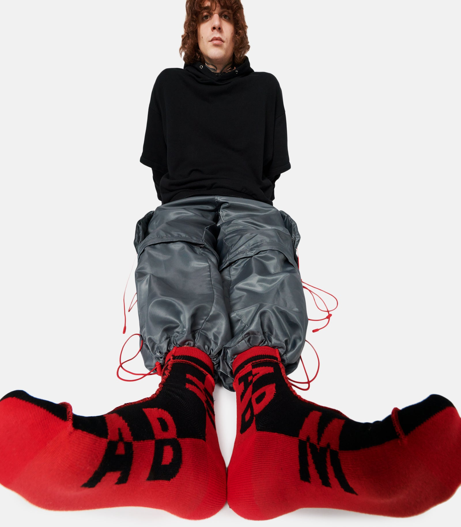 Reversed Acronym Socks