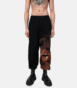 Thomas x ABM - Berlin Bleach Sweatpants