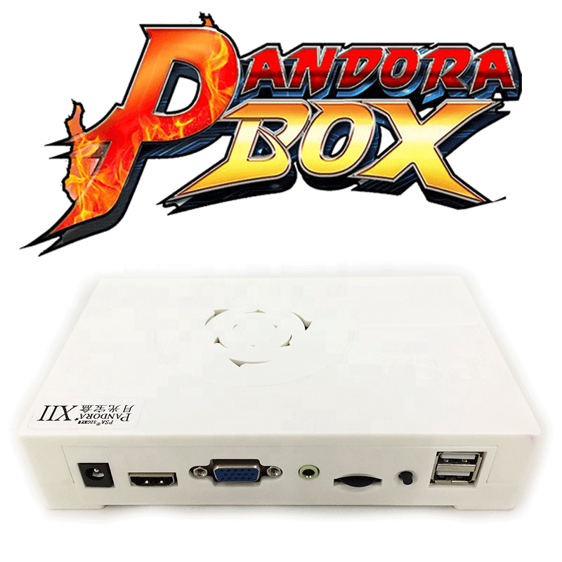 Pandora Box 12 with 3188 Games | Jamma Version