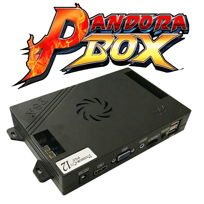 Pandora Box 12 Family Version 3188 in 1