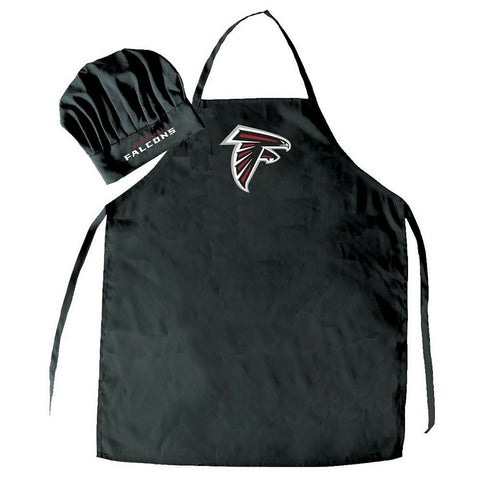 ATLANTA FALCONS NFL Chef Hat and Apron Set