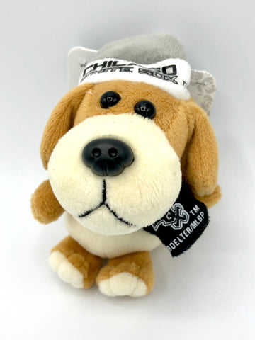 CHICAGO WHITE SOX MLB 4-Inch Plush Dog Christmas Ornament