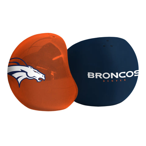 DENVER BRONCOS NFL Home & Away Salt & Pepper Shakers