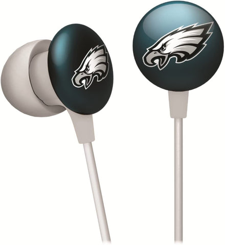 PHILADELPHIA EAGLES iHip Noise-Isolating Earphones With Microphone