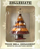 VIRGINIA TECH HOKIES NCAA Tree Bell Ornament
