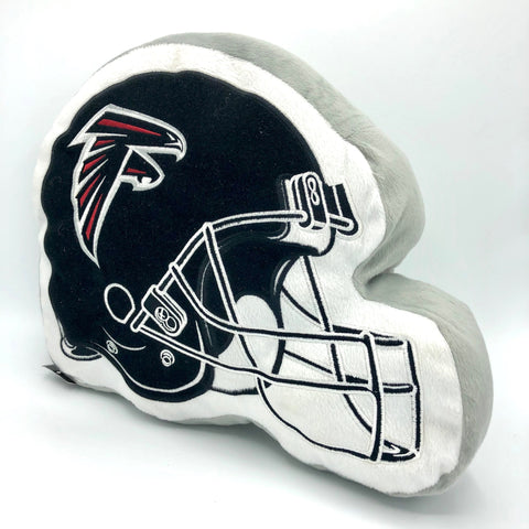 "ATLANTA FALCONS NFL Helmet Plush Pillow 12""x15"""