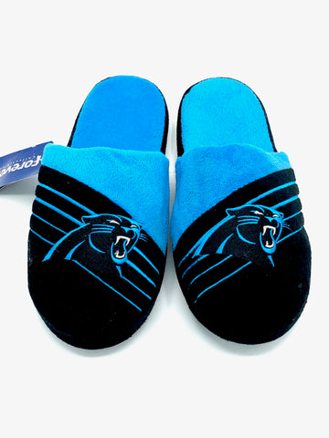 CAROLINA PANTHERS NFL Cushioned House Slippers