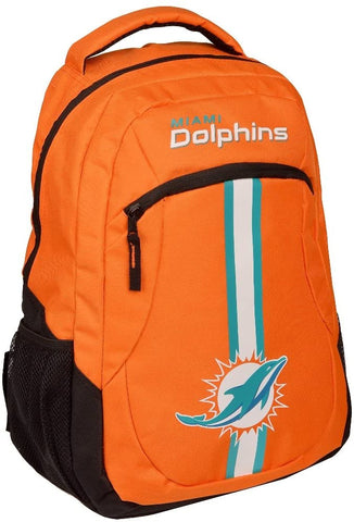 MIAMI DOLPHINS NFL Action Backpack