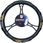 JACKSONVILLE JAGUARS NFL Synthetic Leather Steering Wheel Cover