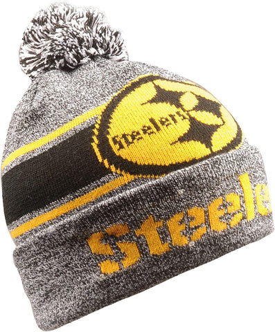 PITTSBURGH STEELERS NFL Camo Light Up LED Knit Hat