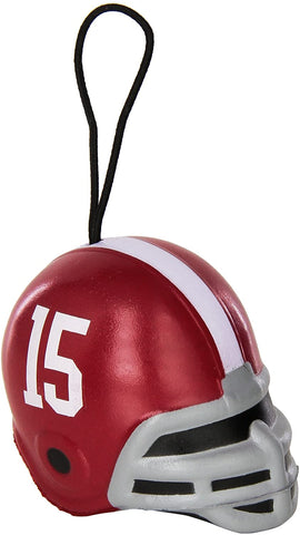 ALABAMA CRIMSON TIDE NCAA Soft Squish Helmet Ornament