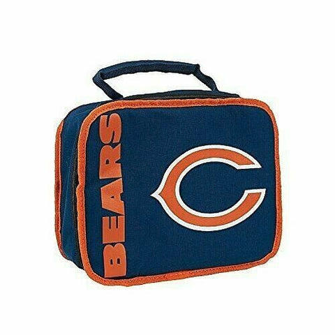 "CHICAGO BEARS NFL ""Sacked"" Lunch Insulated Cooler Bag by The Northwest Company"