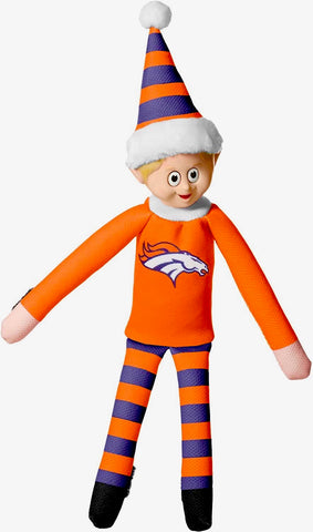 DENVER BRONCOS NFL Adorable Team Elf