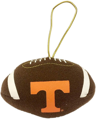 TENNESSEE VOLUNTEERS NCAA Plush Football Ornament