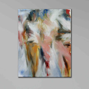 Load image into Gallery viewer, SOLD Three Figures Backstage