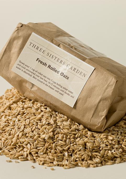 Rolled Oats-Rolled Oats-Three Sisters Garden