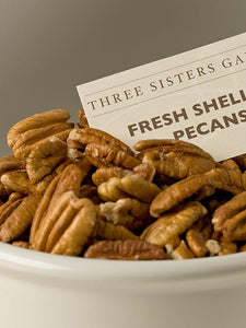 Shelled Pecans-Pecans-Three Sisters Garden