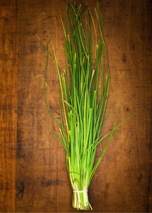 Garlic Chives-Herbs-Three Sisters Garden