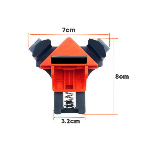 Tootock Accessories Adjustable Right Angle Clip WF188