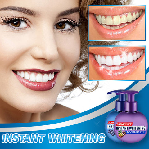 ActiveWhite Instant Whitening Toothpaste
