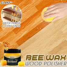 Load image into Gallery viewer, Glanz Bee Wax Wood Polisher