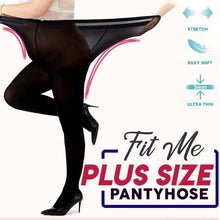 Load image into Gallery viewer, FIT ME Plus Size Pantyhose
